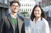 Jonny Ng and Lilian Sor: new appointments at Grey London