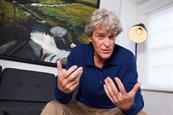 """John Hegarty: said he became Whalar chairman """"to be a market leader"""""""