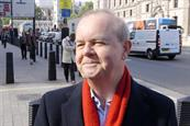 Ian Hislop: appears in the 'Can't Be Arsed' political party ad