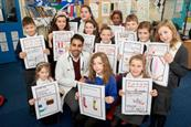 Public Health England enlists children in campaign to emphasise smoking heart risk