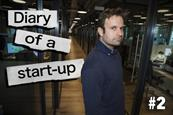 Diary of an agency start-up: Pressing the flesh on our roadshow