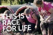 Cancer Research UK encourages women to unite in new Race for Life ads