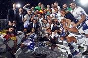 WPP picks up Real Madrid account after buying Spanish digital shop