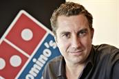 Domino's: top marketer Simon Wallis has been promoted to chief operating officer
