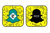 Vice and The Telegraph to create exclusive content for Snapchat Discover