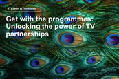 Watch 'Get with the programmes': Live stream from Thinkbox
