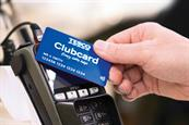 Tesco introduces contactless Clubcard and joins up with Uber