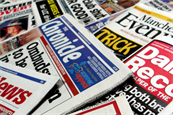Trinity Mirror print ad revenue down 27%