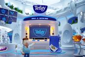 "Tetley ""The smile challenge"" by Creature of London and Clubhouse Studios"