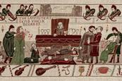 "Tourism Ireland ""Game of Thrones tapestry"" by Publicis London"