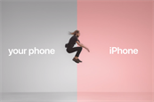 Apple urges Android users to switch to iPhone with fun digital spots