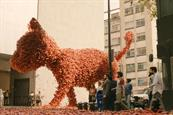 """Strongbow """"Imagine"""" by Cloudfactory, Amsterdam"""