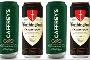 Molson Coors revamps Worthington's and Caffrey's ale brands