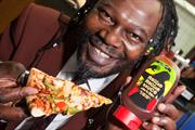 Domino's launches Levi Roots-inspired pizza
