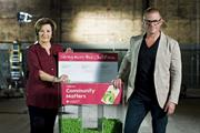 Waitrose drops Delia but keeps Heston for future activity