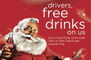 Coca-Cola brings back Designated Driver activity