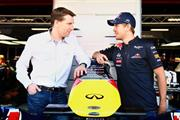 Vettel becomes first global brand ambassador for Infiniti