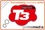 Idea of the Week: Sponsor the T3 Gadget Awards 2013 with Future Publishing