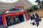 Tesco shifts UK number two out of role
