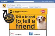Pedigree uses YouTube push to save stray dogs
