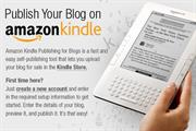 Amazon to pay bloggers for Kindle subscriptions