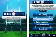 Rugby's first interactive app launched for RBS 6 Nations
