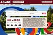 Google buys Zagat restaurant reviews publisher