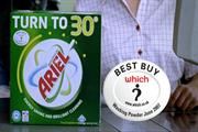 Unilever chief questions P&G's 'Turn to 30' campaign