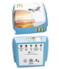 McDonald's unveils nutrition-level packs