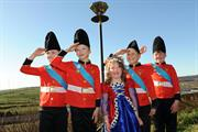 Sainsbury's to sponsor Diamond Jubilee beacons
