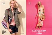 Asda launches weather-dependent campaign for summer clothing push