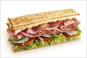 Subway replaces wraps with 'healthier' flatbreads