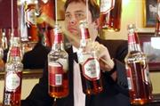Video: Old Speckled Hen fan plays Beethoven's Ode to Joy on bottle and pint orchestra