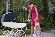 Which baby buggy brand is most prominent online? Brand barometer