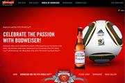 Budweiser tops World Cup sponsorship league