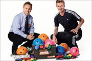 David Beckham adopts Sainsbury's ambassador role