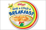 Kellogg's to launch first cause-related campaign
