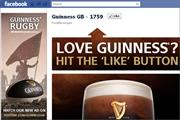 Diageo strikes multimillion-dollar ad deal with Facebook