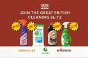 Get cleaning already, advises Reckitt Benckiser