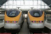 Eurostar signs up to London 2012 Olympics