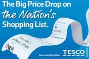 Tesco launches Big Price Drop campaign
