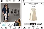 Topshop live streams Fashion Week shows via iPhone