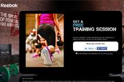 Reebok partners with PeerIndex for social giveaway
