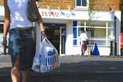 Tesco abandons double-the-difference Asda price match