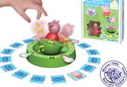 Jumbo Games appoints Swordfish for Peppa Pig launch