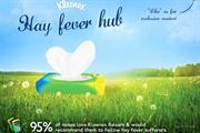 Kleenex rolls out Facebook game for hay fever sufferers