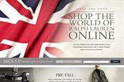 Polo Ralph Lauren launches UK ecommerce site