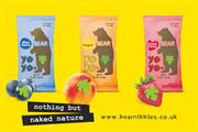 Healthy snack brand Bear launches debut campaign