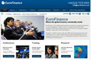 The Economist-owned EuroFinance relaunches website