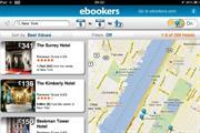 Ebookers revamps hotel app
